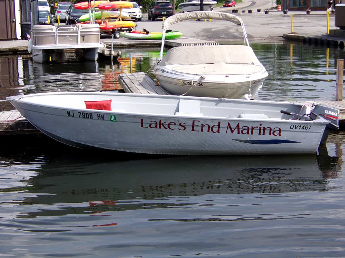 Season Ends Sunday For Rental Boating >> Lake Hopatcong Boat Rentals Lake S End Marina Landing Nj